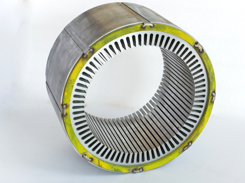 Export highly effective electrical machinery stator ferrite core (NEH400-6)